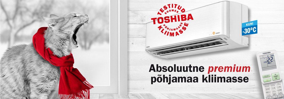 Toshiba avaleht