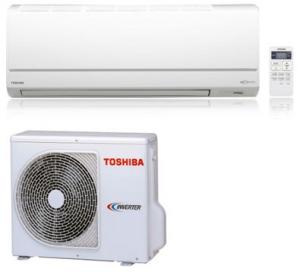 õhksoojuspump Toshiba Avant