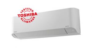 Õhksoojuspump Toshiba Optimum