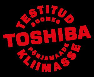 Toshiba soojuspumbad testitud